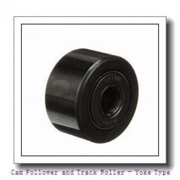 INA NATR17-PP  Cam Follower and Track Roller - Yoke Type