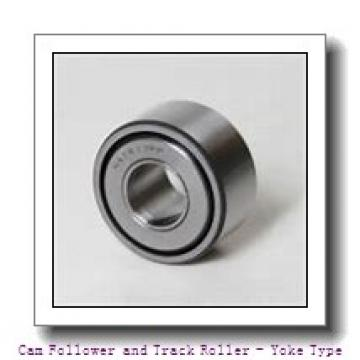 INA NATR10-PP  Cam Follower and Track Roller - Yoke Type