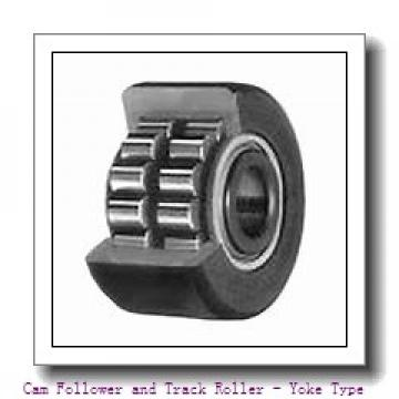 INA PWTR30-2RS-XL  Cam Follower and Track Roller - Yoke Type