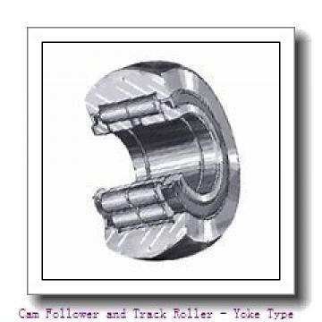 INA LFR5301-10-2RS-RB  Cam Follower and Track Roller - Yoke Type
