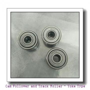 CARTER MFG. CO. YNB-24-S  Cam Follower and Track Roller - Yoke Type