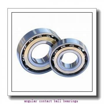 100 mm x 180 mm x 34 mm  SKF QJ 220 N2MA  Angular Contact Ball Bearings