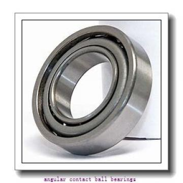 160 mm x 290 mm x 48 mm  SKF QJ 232 N2MA  Angular Contact Ball Bearings