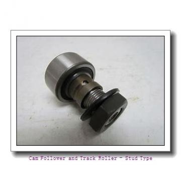 MCGILL CCF 2 1/2 SB  Cam Follower and Track Roller - Stud Type